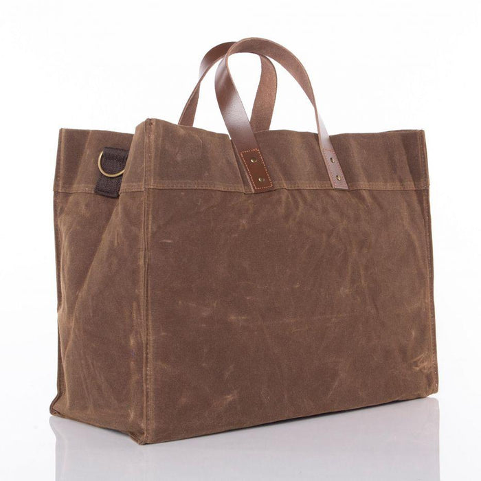 Waxed Utility Tote Bags and Totes CB Station