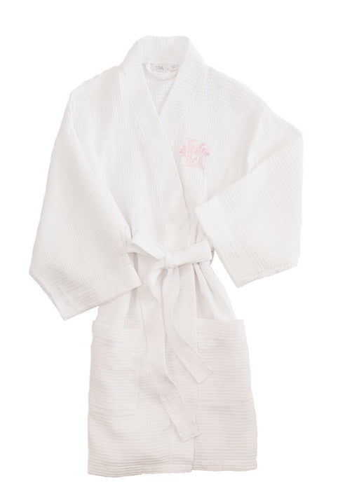 Women's Waffle Robe Robes Pendergrass White O/S