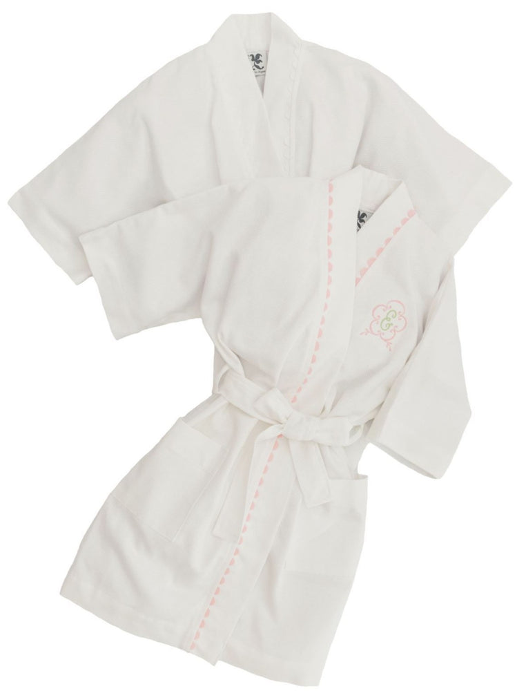 Youth RicRac Robe Robes Royalty Collection