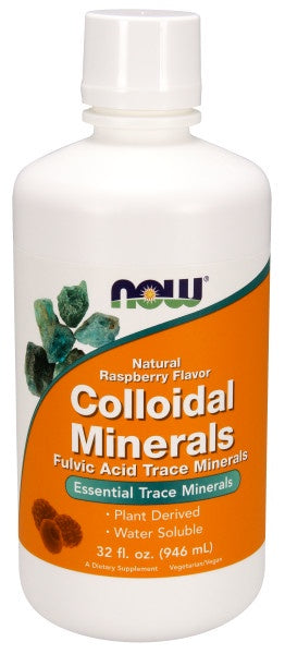 Colloidal Minerals Raspberry - 32 oz.
