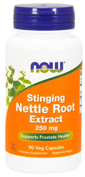 Stinging Nettle Root Extract 250 mg - 90 Veg Capsules
