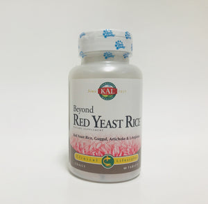 KAL Beyond Red Yeast Rice 60 Tablets