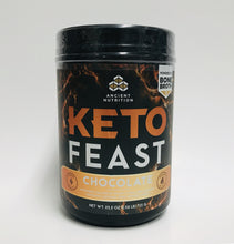 Ancient Nutrition Bone Broth Keto Feast Chocolate 25.2 oz
