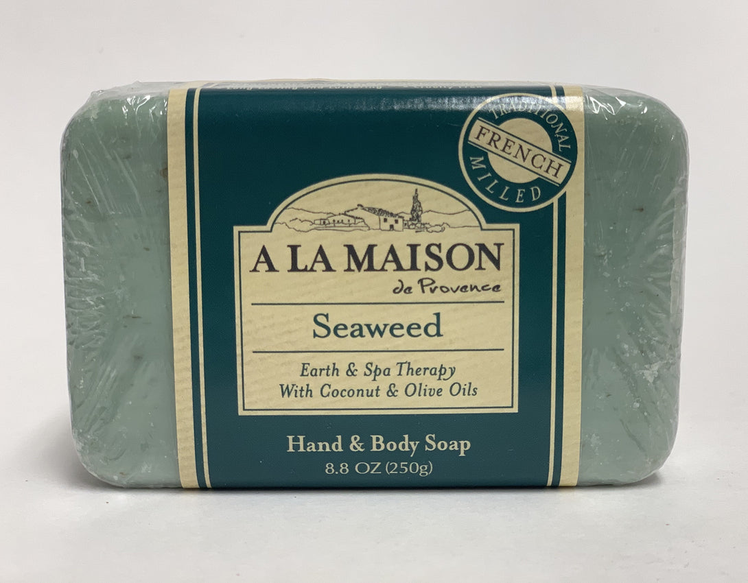 A La Maison Seaweed Bar Soap
