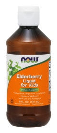 Elderberry Liquids For Kids 8 Oz