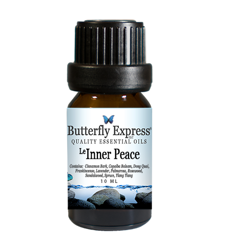 Butterfly Express Le Inner Peace