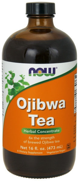 Ojibwa Tea Concentrate - 16 oz.
