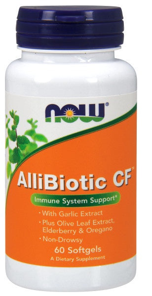 AlliBiotic CF� - 60 Softgels