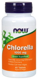 Chlorella 1000 mg - 60 Tablets