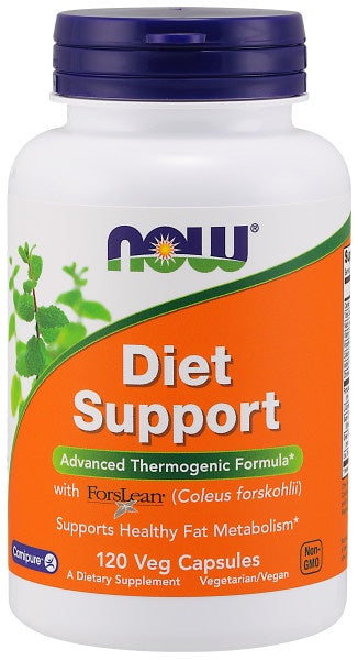 Diet Support - 120 Veg Capsules