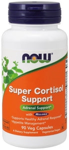 Super Cortisol Support with Relora - 90 Veg Capsules