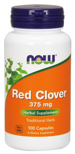 Red Clover 375 mg - 100 Capsules