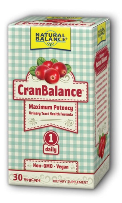 Natural Balance CranBalance Maximum Potency Cranberry