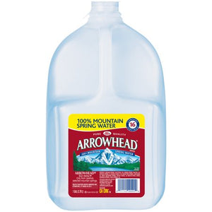 Arrowhead Mountain Spring Water 1 Gallon
