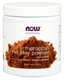 Red Clay Powder Moroccan 14 OZ