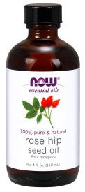 Rose Hip Seed Oil - 4 oz.
