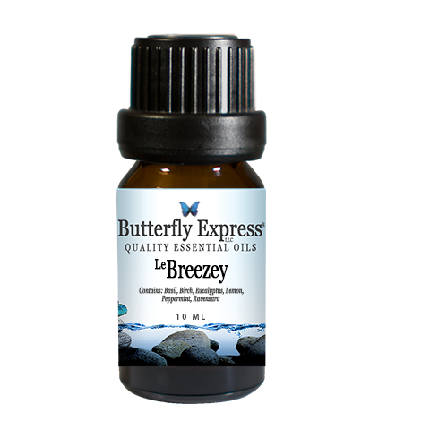 Butterfly Express Le Breezey Blend 10 ml.