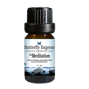 Butterfly Express Le Meditation Blend 10 ml.