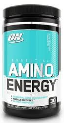 Optimum Nutrition Essential Amino Energy Blueberry Mojito 9.5 oz