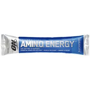 Amino Energy Blue Raspberry Single Serve Packet .31 Oz