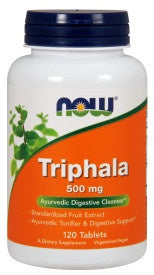 Triphala 500 mg - 120 Tablets