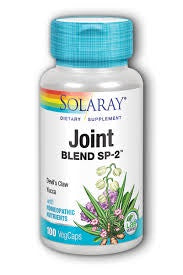 Solaray Joint Blend SP-2 100 Capsules