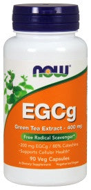 EGCg Green Tea Extract 400 mg - 90 Veg Capsules