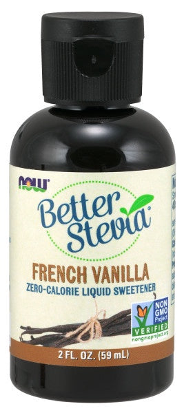Better Stevia Liquid, French Vanilla - 2 fl. oz.