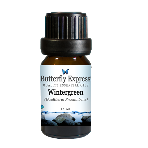 Butterfly Express Wintergreen 10 ml