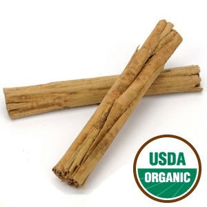 "Cinnamon Sticks 5"" Ceylon Organic"