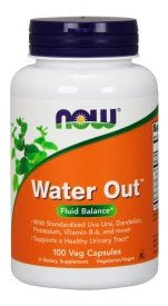 Water Out - 100 Veg Capsules