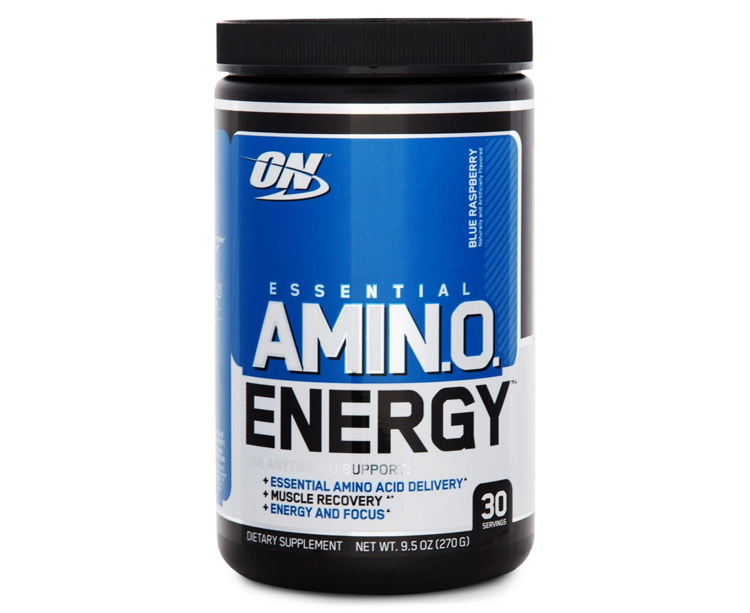 Amino Energy Blue Raspberry 9.5 Oz