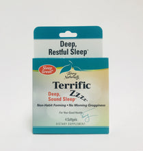 Terry Naturally Terrific Zzzz Sleep Support Travel Pack