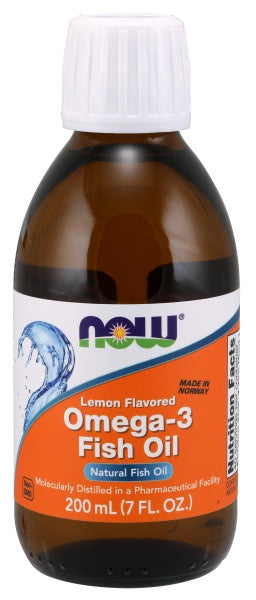 Omega-3 Fish Oil - 7 fl. oz.