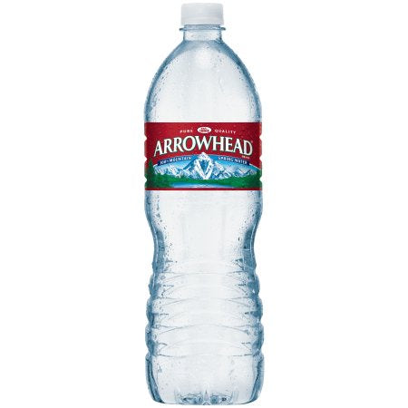 Arrowhead 33.8 Fl. Oz. Mountain Spring Water