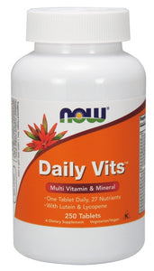 Daily Vits� - 250 Tablets