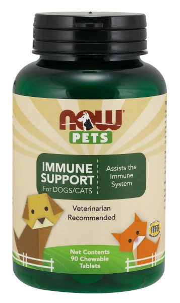 Immune Support - 90 Chewable Tablets for Pets