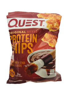 Quest Protein Chips BBQ Flavor 1 Oz