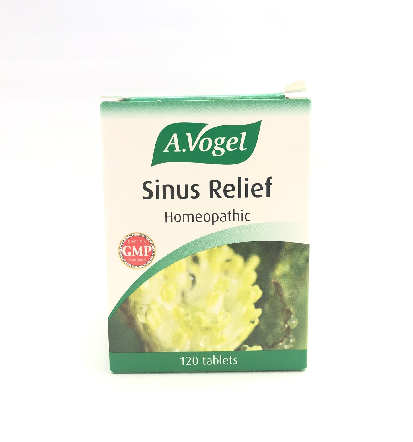 A. Vogel Sinus Relief 120 Tablets