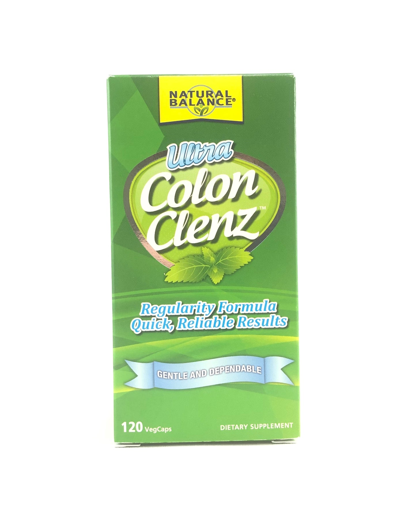 Natural Balance Ultra Colon Clenz 120 Capsules