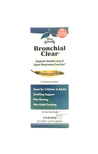 Terry Naturally Bronchial Clear Liquid 3 Oz