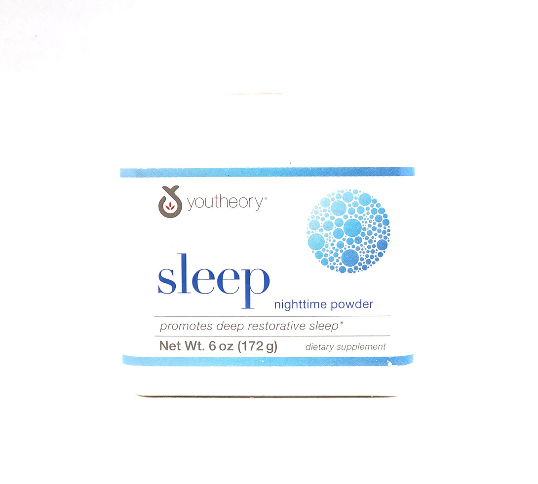 Youtheory Sleep Nighttime Powder 6 Oz.
