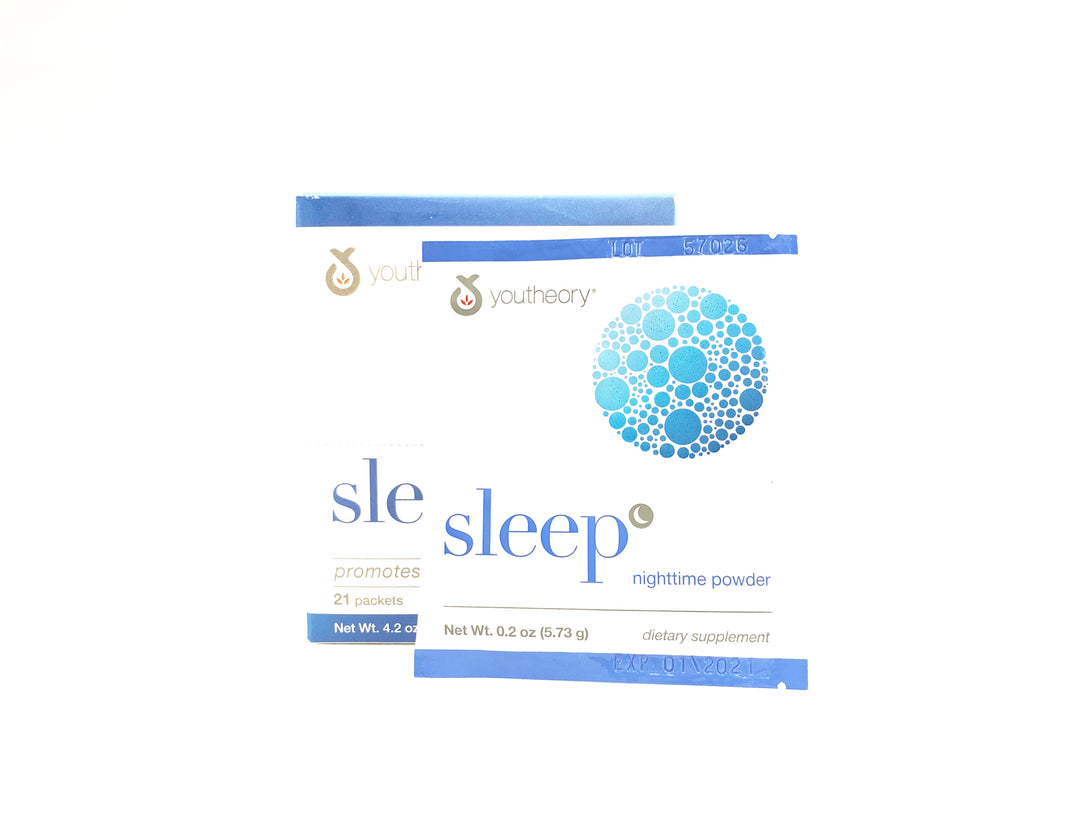 Youtheory Sleep Nighttime Powder Single Serving Packet