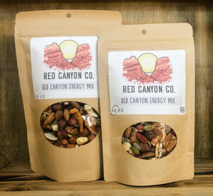 Red Canyon Company  Energy Trail Mix