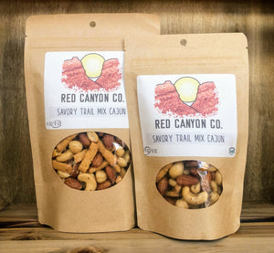 Red Canyon Company Savory Cajun Trail Mix