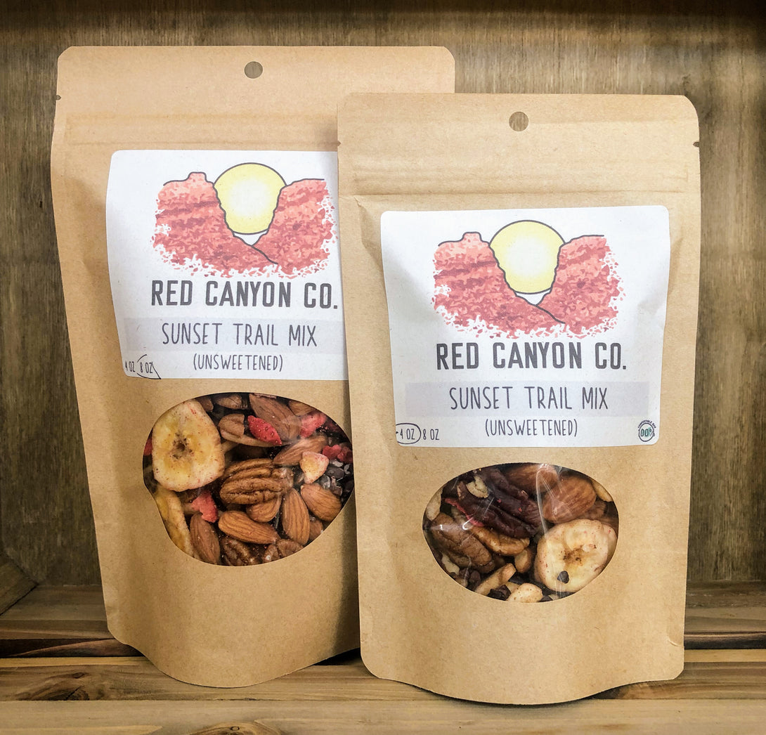 Red Canyon Company  Sunset Trail Mix Unsweetened