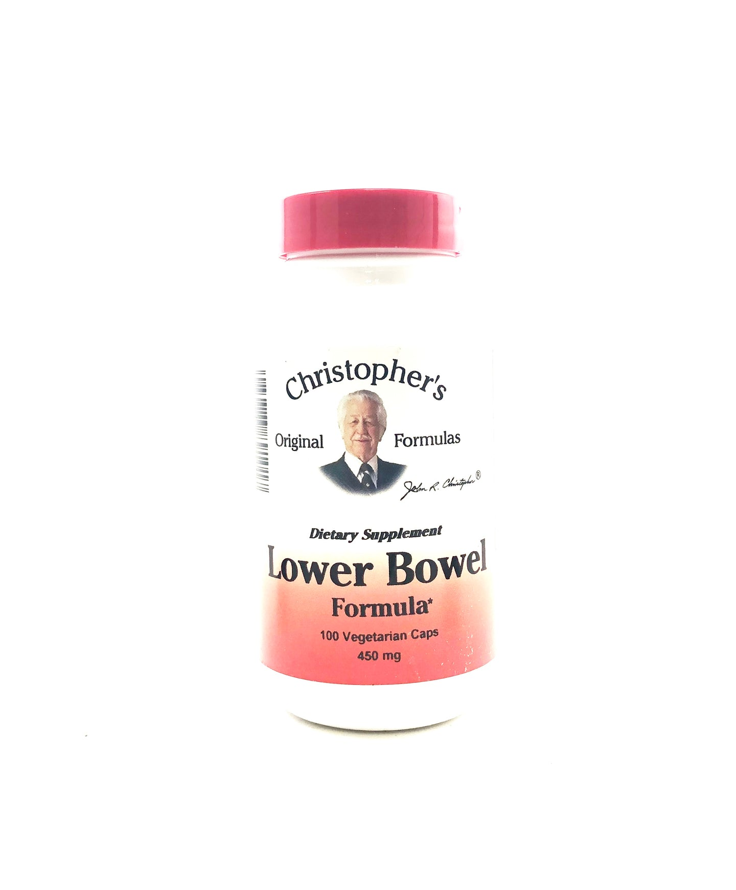 Dr. Christopher's Lower Bowel Formula 100 Capsules