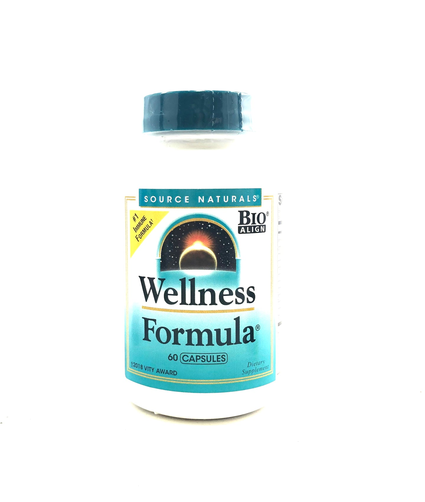 Source Naturals Wellness Formula 60 Capsules