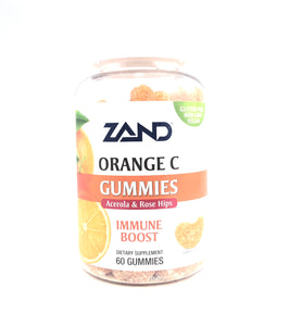 Zand Orange Vitamin C Gummies