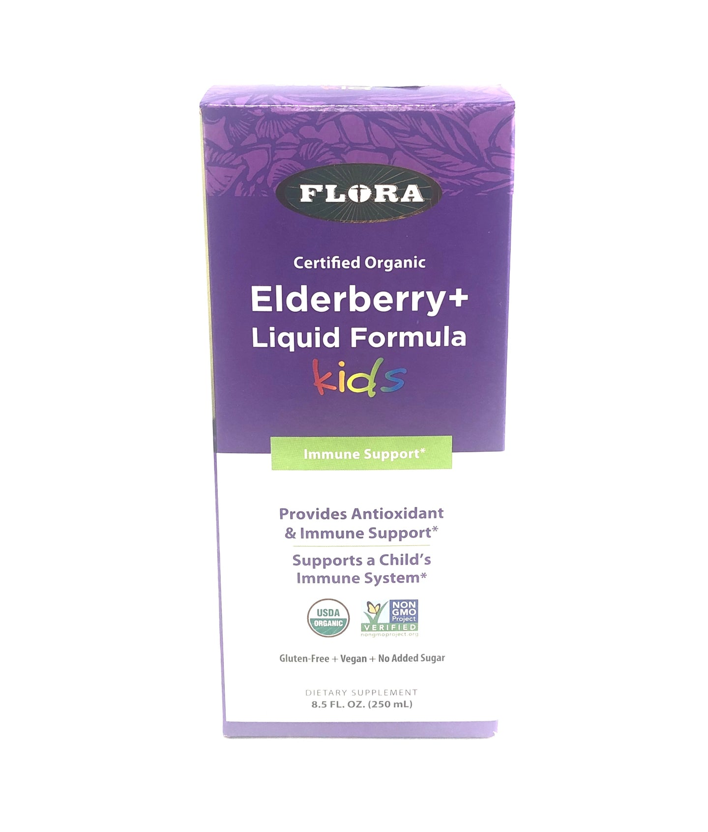 Flora Elderberry Kids Liquid Formula